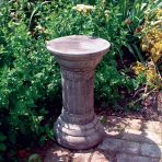 Classical Column Pedestal - Stone Statue Plinth