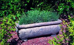 Continental Stone Plant Trough - Garden Trough