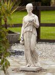 Hebe Stone Figurine Sculpture - Large Garden Statue