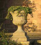 Kensington Stone Plant Urn - Large Garden Planter