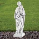 St. Joseph 46cm Religious Sculpture - Marble Garden Statue