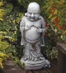 Standing Stone Buddha Statue - Large Garden Ornament