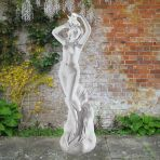 Venus of Sea 87cm Greek Garden Sculpture - Large Marble Statue