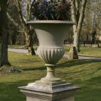 Verona Stone Vase Planter - Large Garden Vases