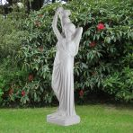 Water Maiden 93cm Greek Garden Sculpture - Large Marble Statue